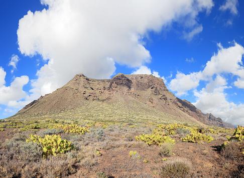 Punta de Teno, Tenogebirge Teno Alto, Casa Madera Wanderungen, Wandern
