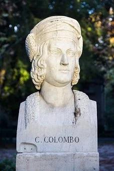 Ch.Columbus, Teneriffa und Venezuela, Casa Madera
