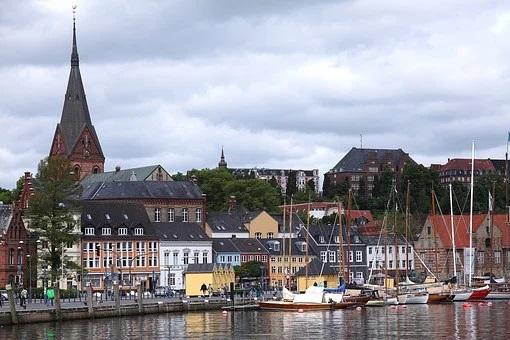 Städte, Ostsee, Wasser, Urlaub