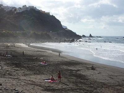 Strand im Osten der Insel