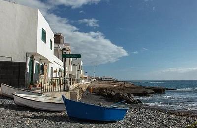 La Caleta ein malerischer Ort im Süden Teneriffas