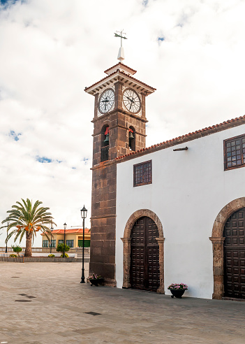 Kirche in San Juan de la Rambla