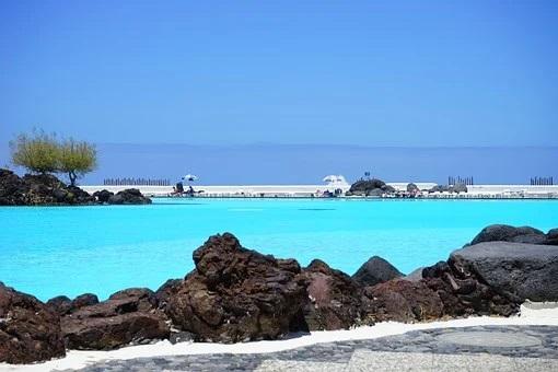 Meeresschwimmbecken Cesar Manrique Teneriffa, Casa Madera, Teneriffa