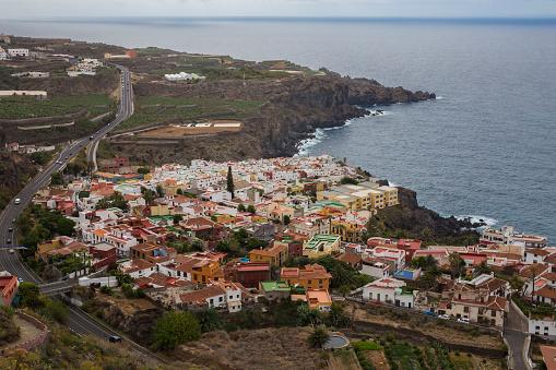 San Juan de la Rambla Teneriffa