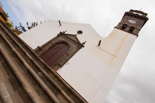 KIrche Buenavista del Norte, Senora de los Remedios, Casa Mader Wanderurlaub, Städte Teneriffa