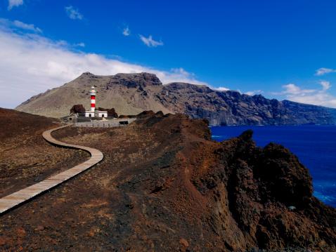 Faro de Teno, Tenogebirge, Teno Alto, Casa Madera Wanderurlaub, Wandern