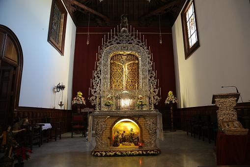 Real Santuario del Cristo de La Laguna, Städte Teneriffa