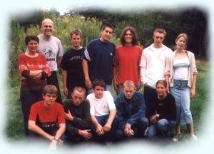 Die ersten Jugend-Naturschutzberater der Paul-Gerhard Schule Dassel.