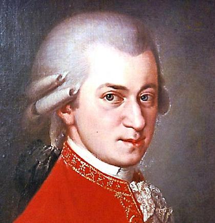 ヴォルフガング・アマデウス・モーツァルト 重音 音程 取り方 差音 ヴァイオリン教室 バイオリン レッスン