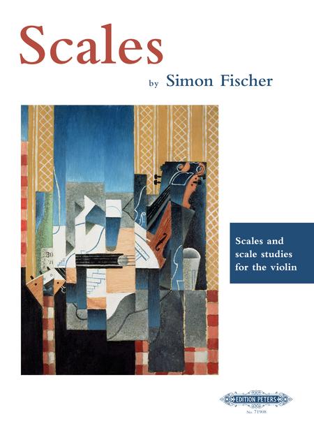サイモン・フィッシャー スケールズ Scales by Simon Fischer ヴァイオリン教室 バイオリン レッスン