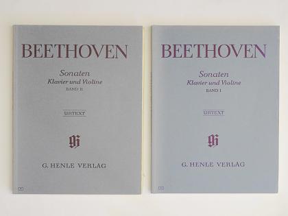 ベートーヴェン ヴァイオリン ソナタ マックス ロスタル 楽譜 ヴァイオリン教室 バイオリン レッスン