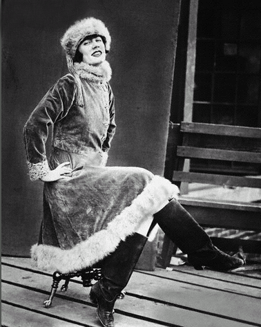 "1925 as Arsena in ""The Gypsy Baron"" in Atlanta"