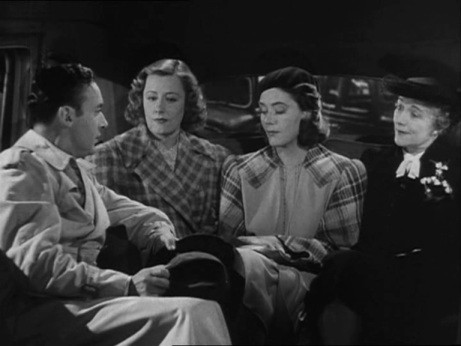 with Charles Boyer, Barbara O'Neil and Nella Walker