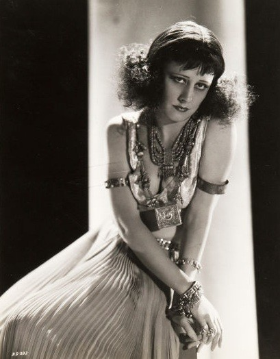 "1930 - publicity Irene as ""Salome"" (Thanks to Janine)"