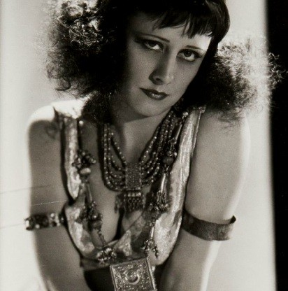 "1930 - publicity Irene as ""Salome"" (Thanks to Christina)"