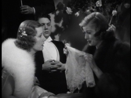 with Frank Milan and Lucille Ball
