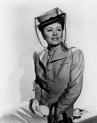 "1945, Feb. 22 - ""Curtain Calls: Another Chance For Irene Dunne"""