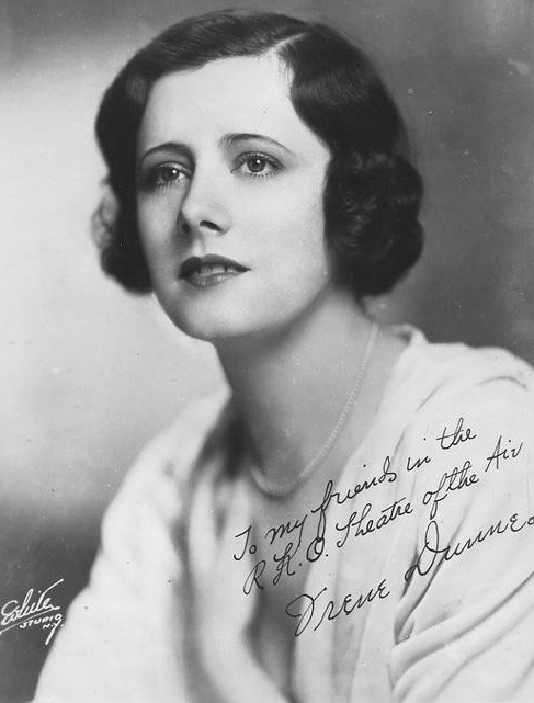 1930 - publicity shot by the Broadway photographers White Studio