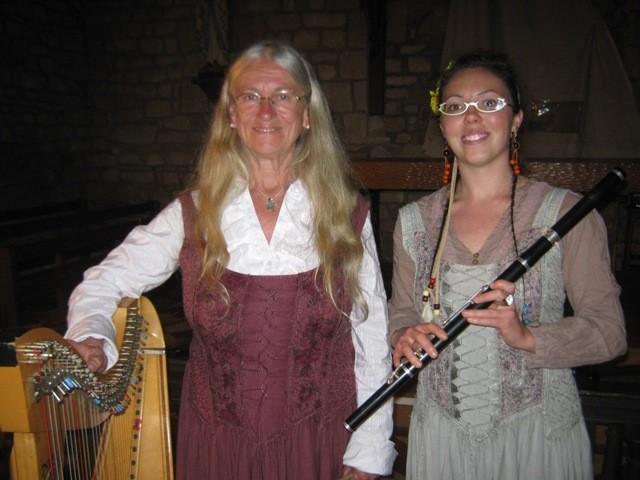 Concert à la chapelle de Kerner - Arzon - Eté 2011