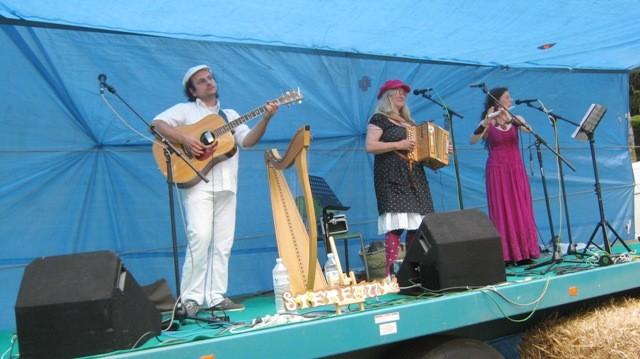 Concert à St-Tugdual - Eté 2010