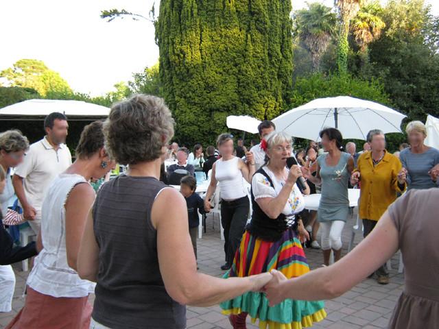 Anne - initiation danse bretonne