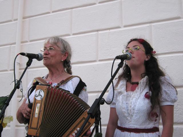 Anne et Eliza