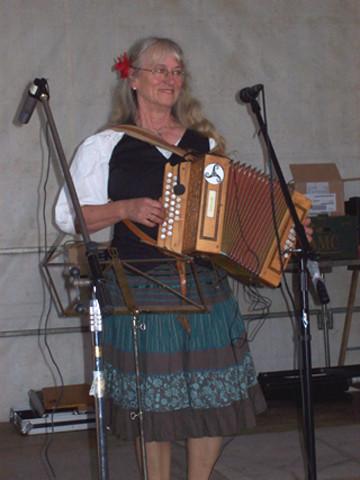Fest-Noz- Août 2009 - Le Lindin à Brillac sur la Presqu'île de Rhuys