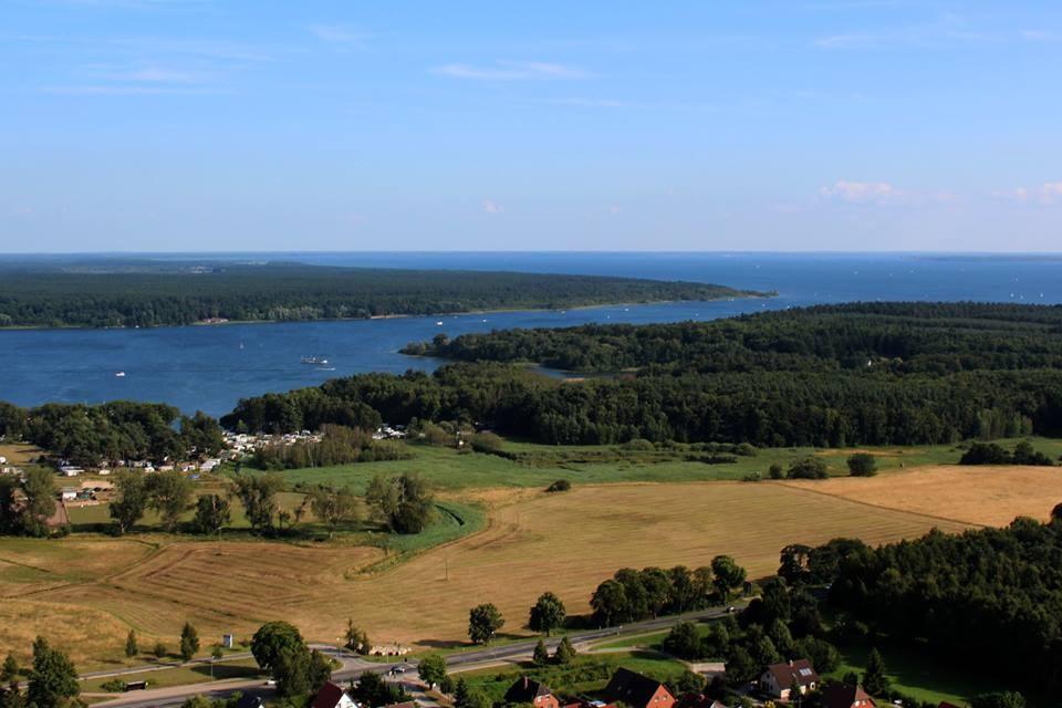 Luftbilder Neustrelitz Mecklenburg-Vorpommern