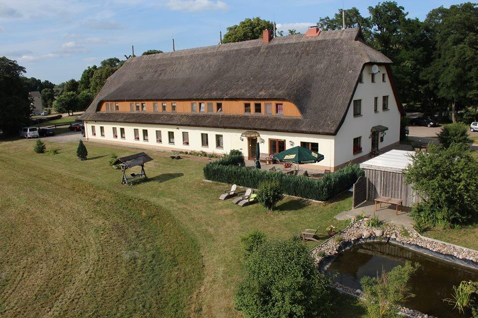 Luftaufnahmen Müritz Hotel Boek Mecklenburg-Vorpommern
