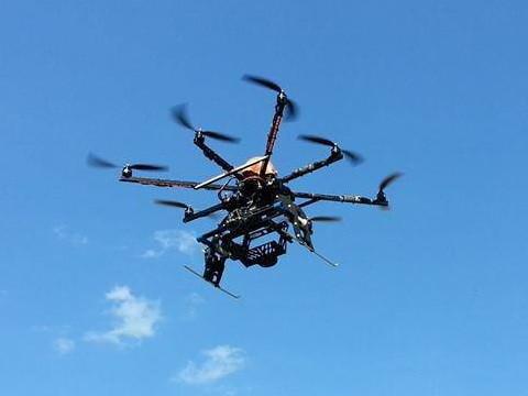 Luftbilder Drohne Oktokopter Mecklenburg-Vorpommern
