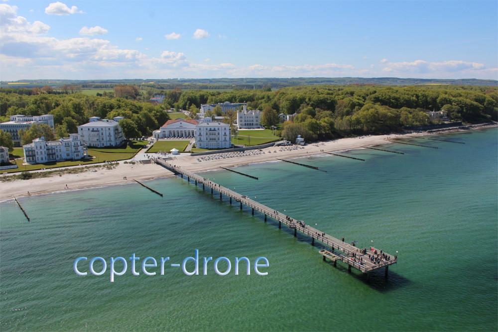 Luftaufnahmen Ostsee Stand Mecklenburg-Vorpommern