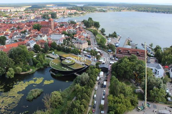 Luftaufnahmen Müritz Waren Mecklenburg-Vorpommern