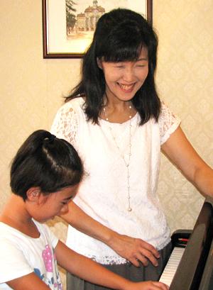 国立市ピアノ教室ようこ先生