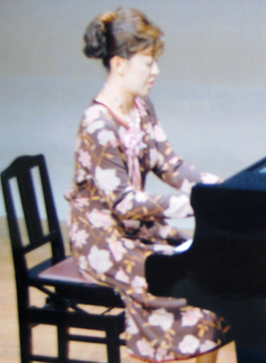 横浜市港南区ピアノ教室宮原先生