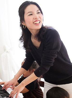 成城学園前ピアノ教室Mizuki先生