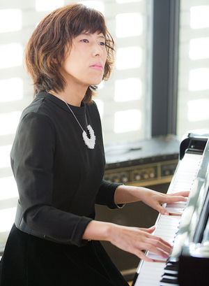 新宿区ピアノ教室真野先生