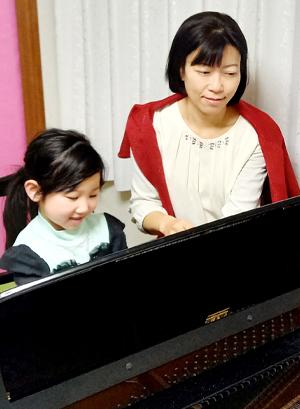 鎌倉市ピアノ教室加藤先生