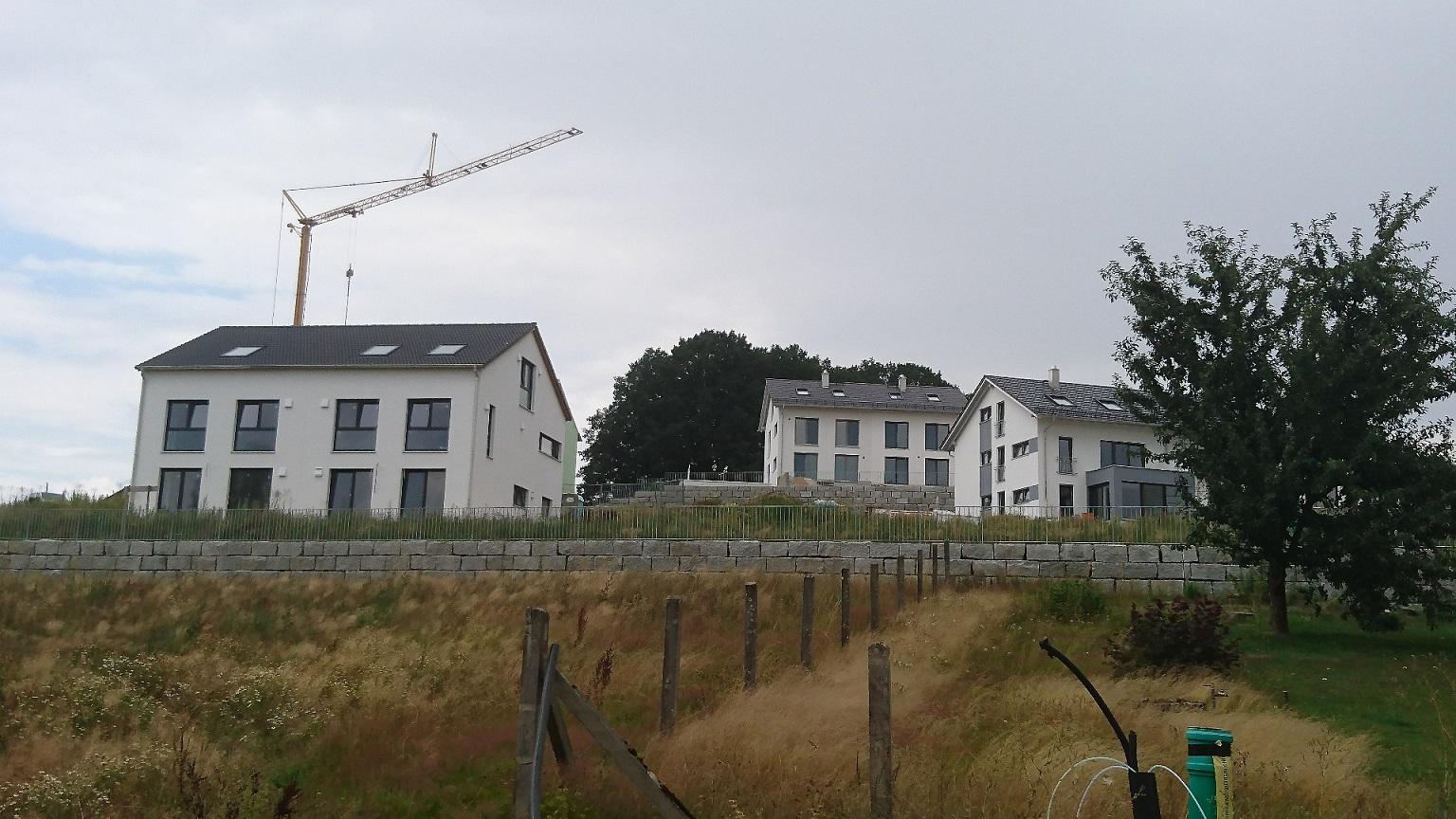 Das Baugebiet