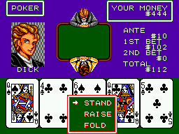 Casino Games SMS (1989)