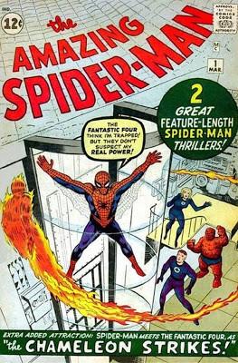Primer número de la colección dedicada a Spiderman