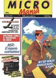 Mayo de 1985. Micromania 1. Nunca nada volvería a ser igual