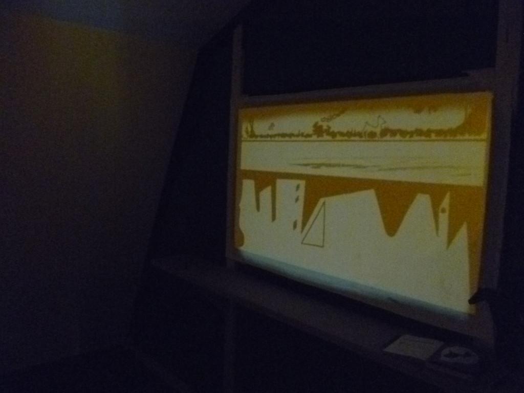 Station 7: Schattenspiel