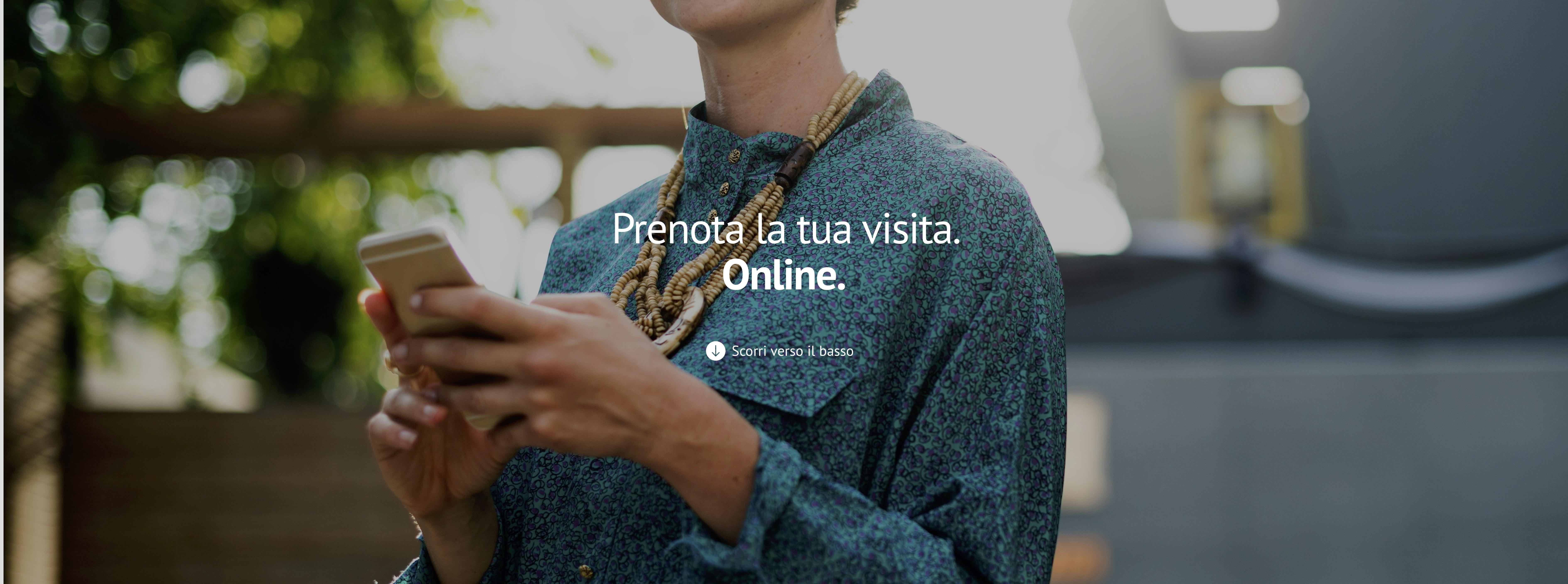 Prenota visita - Poliambulatorio Privato Saragozza 72e62b4369f