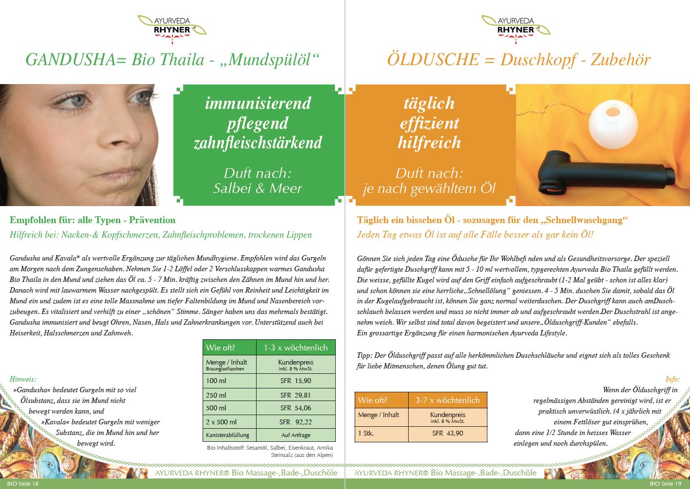 Seite 14-15 - GANDUSHA Bio Thaila & Ölduschkopf