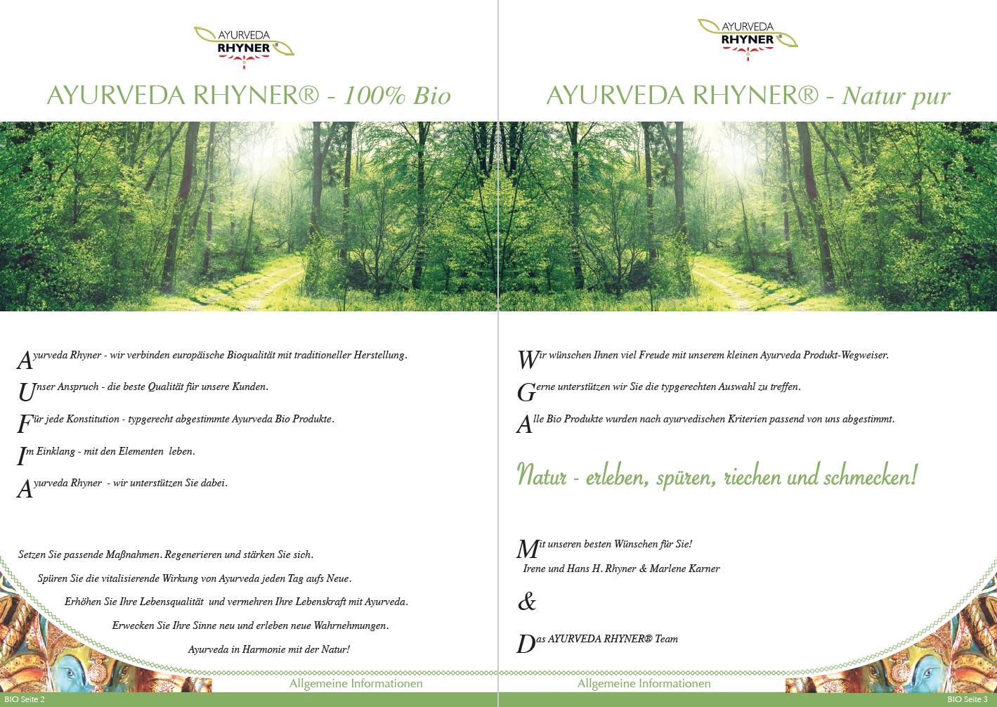 Seite 2 -3 - Allgemeine Informationen