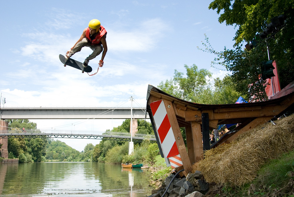 Timo Kavermann: Water Air - Photo: Benni Walther