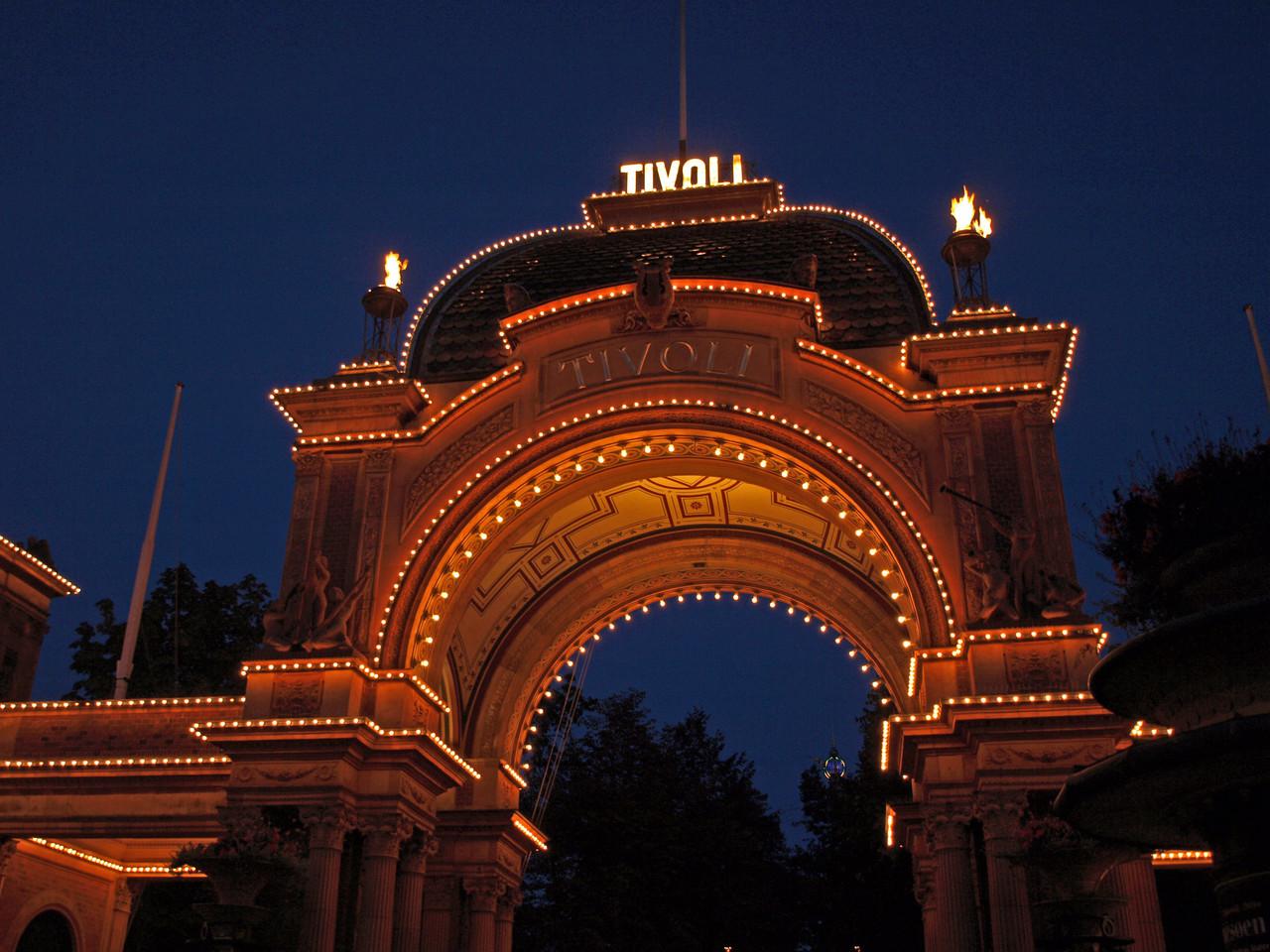 das Tivoli ist immer ein Anziehungspunkt