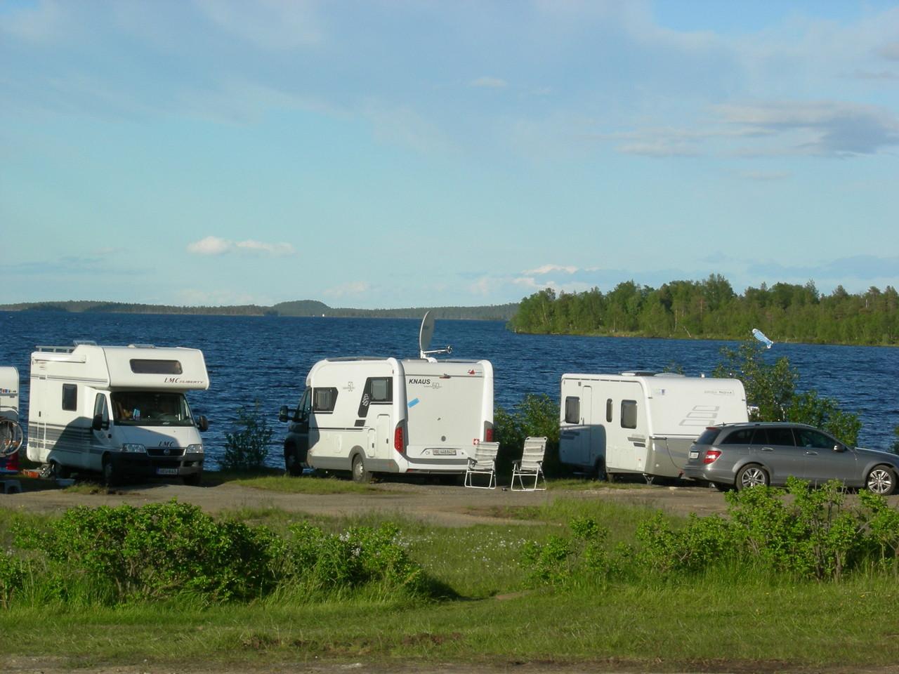 1. Campingplatz seit 4 Wochen