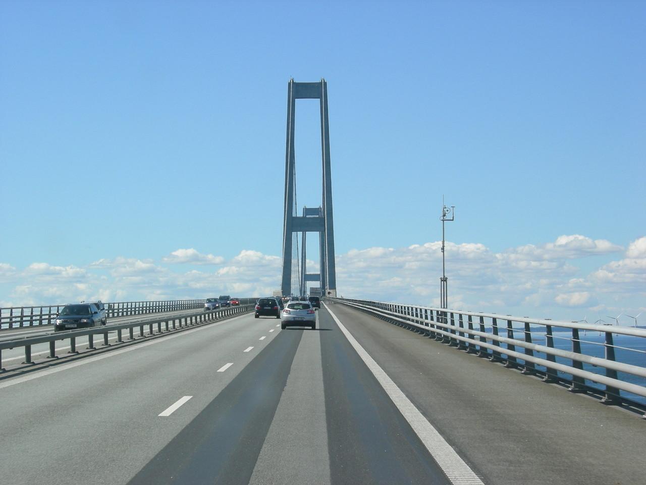 unendlich lange Brücken