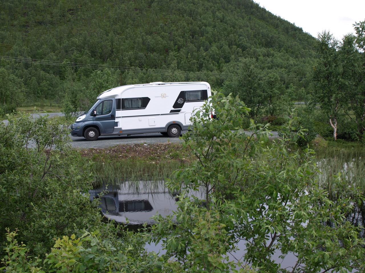 wild campieren - in Norwegen erlaubt